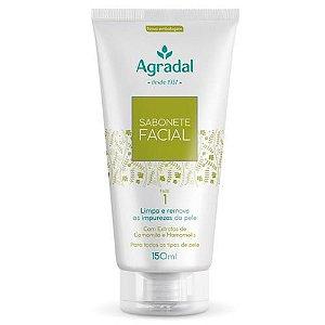 Sabonete Facial Líquido Agradal 150mL