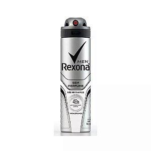 Desodorante Rexona Aerosol Men Sem Perfume 150ml/90g