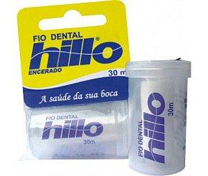 Fio Dental Hillo Encerado 30m