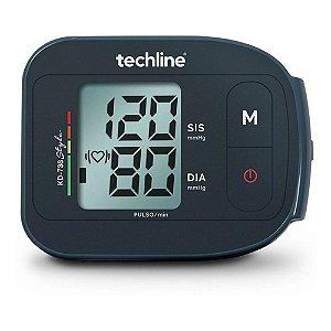 Monitor de Pressão Arterial de Pulso KD-738 Techline