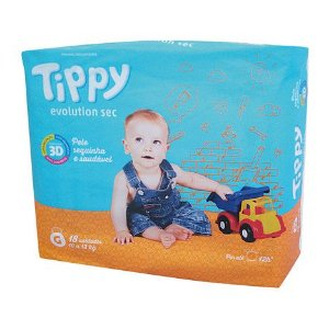 FRALDA TIPPY EVOLUTIONSEC Tam .G C/38