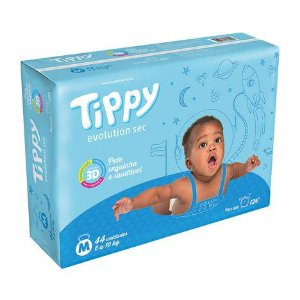 FRALDA TIPPY EVOLUTIONSEC Tam. M C/44