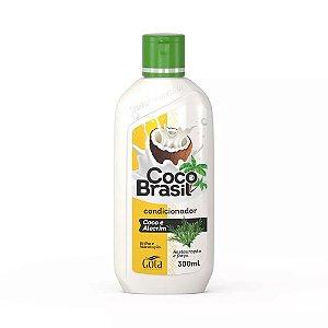 Mascara  COCO BRASIL COCO E ALECRIM 300ml