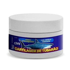 Cora Creme Massageador Cartilagem de Tubarão 250grs