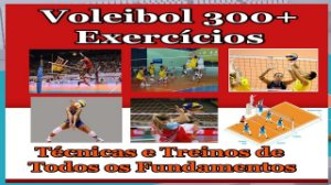 VOLEIBOL 300+ EXERCÍCIOS (Giovani Soldera)