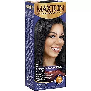 Tintura Maxton 2.1 Preto