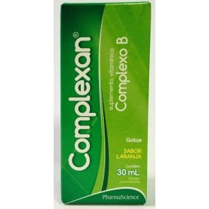COMPLEXAN GTS 30ML PHARMASCIENCE