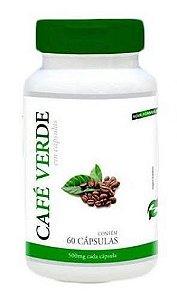 Café Verde 500mg 60 Cápsulas - Promel