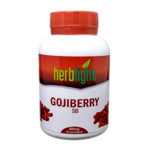 Gojiberry SB Herblight  600mg com 180 comprimidos