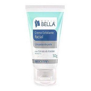 Depil Bella Creme Esfoliante Facial 50g
