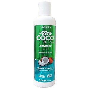 Shampoo Vita Seiva Alisa Coco 300ml