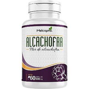 ALCACHOFRA 500MG 60CAPS MELCOPROL