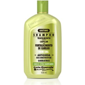 Shampoo Gota Dourada Antiqueda Queratrix 430ml