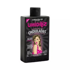 Shampoo Muriel Umidiliz Onduladas 300ml