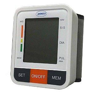 Aparelho / Medidor de Pressão Digital de Pulso Supermedy
