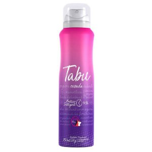 Desodorante Aerossol Tabu 150mL Ousada