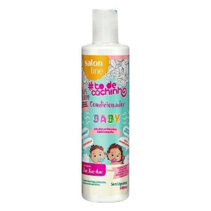 Condicionador Salon Line Baby To de Cachinho 300mL