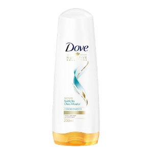 Condicionador Dove Nutritive Óleo Micelar 200ml