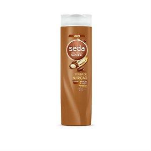 Shampoo Seda 325ml Bomba de Nutrição