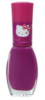 Esmalte Dote Hello Kitty Geleia de Uva 9ml  (512)
