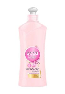 Creme Seda Para Pentear Hidratação Antinós 300ml