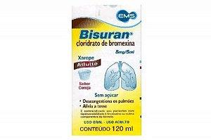 Bromexina xpe adt 120ml - BISURAN  EMS