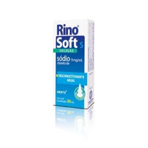 RINOSOFT SPRAY NASAL 100ML