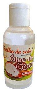 Brilho da Seda Óleo de Coco Extra Virgem 60mL