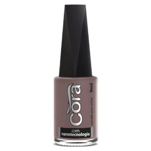 Esmalte Cora Black Nude Perfect 9ml