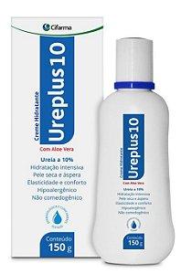 Ureplus 10% Creme Hidratante com Aloe Vera 150g - Cifarma