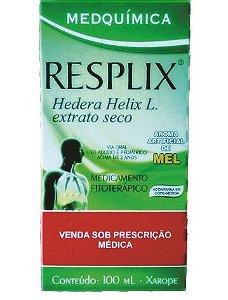 Hedera Helix xpe -  RESPLIX 7mg/ml 100ml