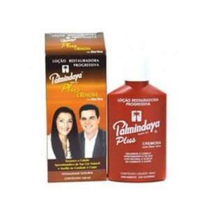 Loção Restauradora Palmindaya Plus Cremosa 160ml