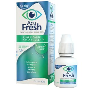 CARMELOSE - ACU FRESH COLIRIO 10ML