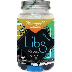 Libs for Men 60 Cápsulas Nutrigold