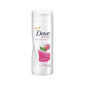 Loção Hidratante Dove 200ml Go Fresh Romã e Verbena