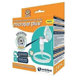 Micronebulizador Soniclear Micropar Adulto c/ Plug Encaixe