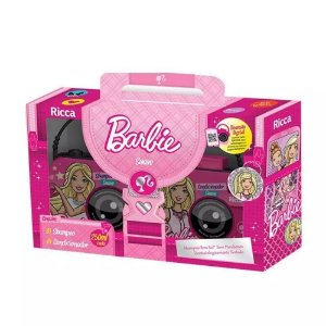 Kit Barbie Shampo e Condicionador Suave  250ml c/d Ref: 216