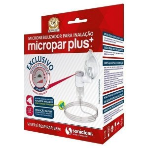 Micronebulizador Soniclear Micropar Plus Infantil (rosca)