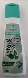 Bio Instinto Gel Ana Maria 29 Ervas 200g