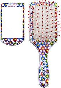 Escova Cabelo Marco Boni Fun com Espelho Ref.: 7715B