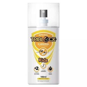 Triblock Repelente Kids Icaridina 100ml