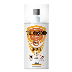 Triblock Repelente Adulto Icaridina 100ml