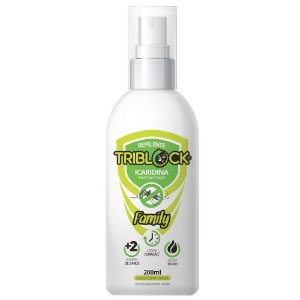 Triblock Repelente Family Icaridina 200ml