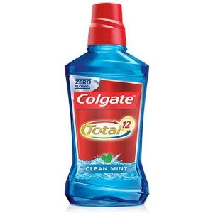ANTISSEPTICO COLGATE Total 12 Clean Mint 500mL