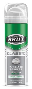 Espuma de Barbear Brut Classic 200ml