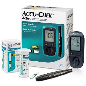 KIT ACCU-CHEK ACTIVE ROCHE
