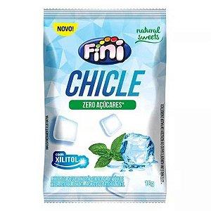 Chiclete Fini Xilitol 18g -Zero Açúcar
