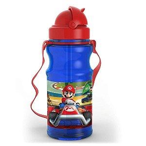 Cantil BabyGo com Alça Mario Bros 500ml Ref.1018
