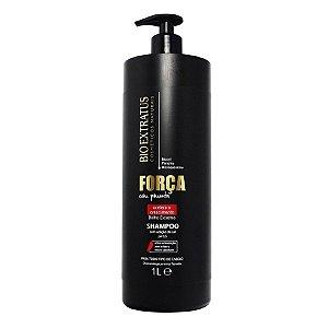 Shampoo Força com Pimenta 1Litro  - Bio Extratus