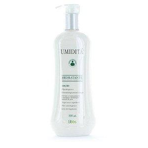 Umidita Loção Hidratante Pele Sensivel 500ml Libbs